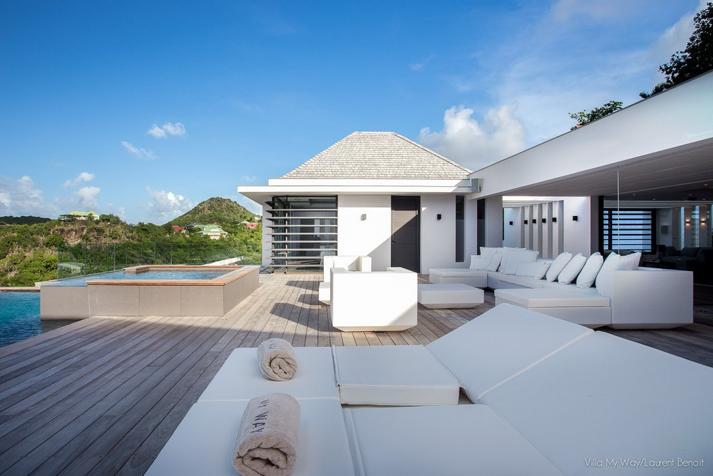 Villa saint barth villa my way luxury villa villa st for My villa