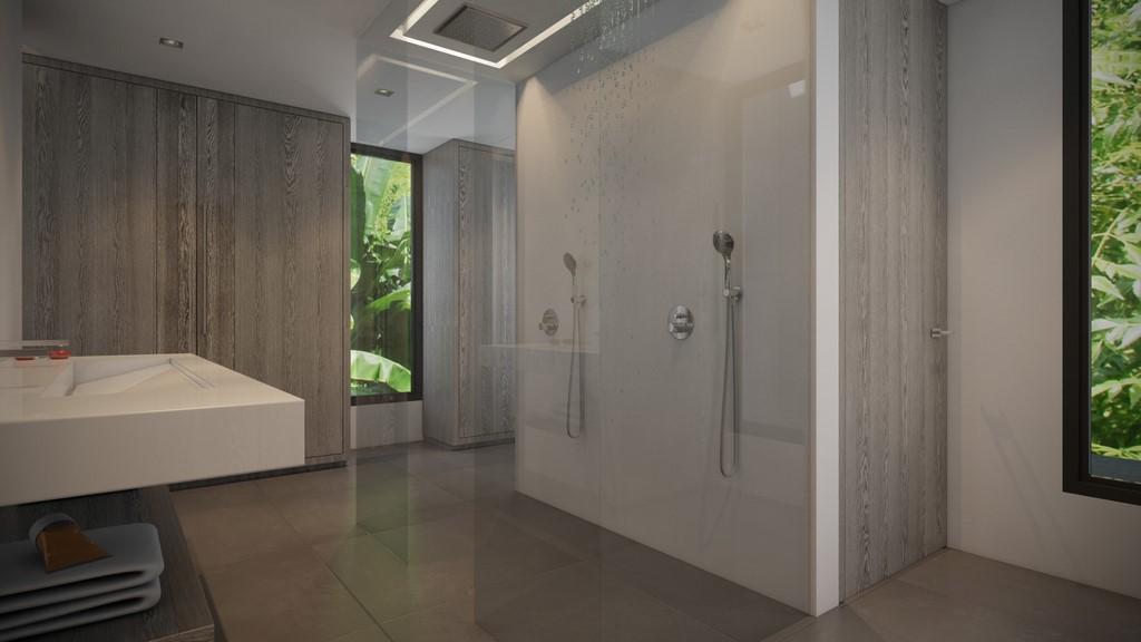 Chambre Sammy Davis jr Salle d eau | villa Saint Barth – villa my ...